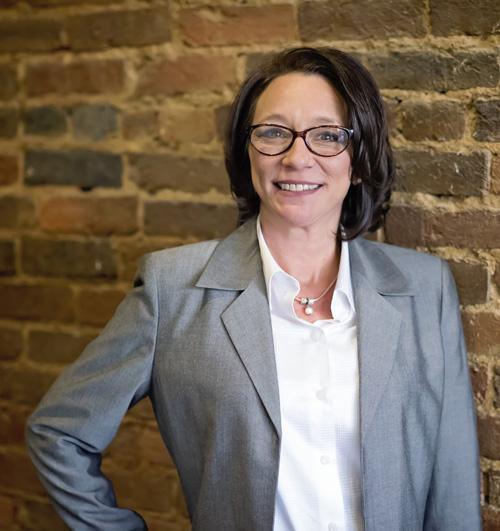 Michelle Steed Bio Pic